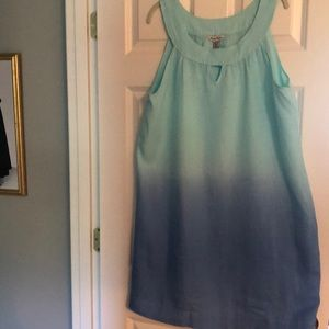 100% linen sundress Tommy Bahama